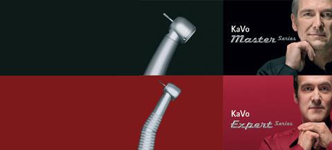 KaVo Master Series und Expert Series