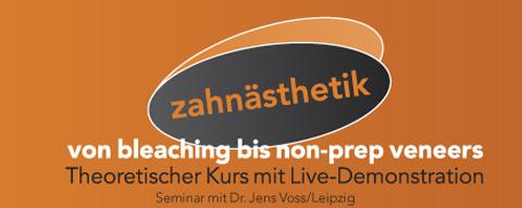 zahnästhetik – von bleaching bis non-prep veneers