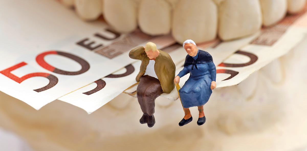 Abrechnungsmöglichkeiten der Alterszahnvorsorge