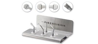 Piezocision™-Ansätze