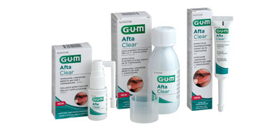 GUM® AftaClear