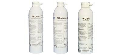 WL-clean, WL-cid und WL-dry