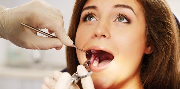 Intraligamentäre Anästhesie – den Gegendruck des Gewebes bedachtsam überwinden