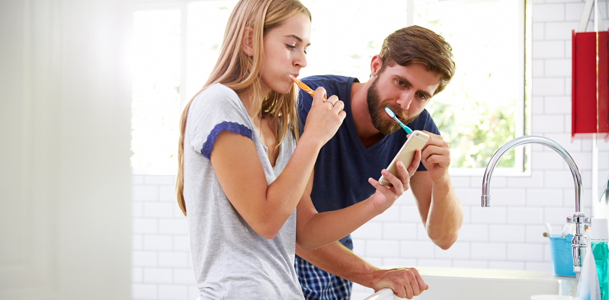 """""""Brush DJ""""-App verbessert die Mundhygiene"""
