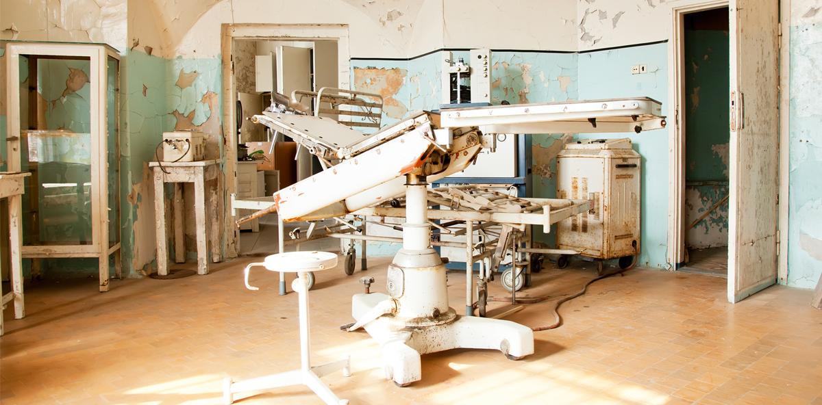 Approbationsentzug bei Hygienemängeln und unzureichenden Notfallvorkehrungen