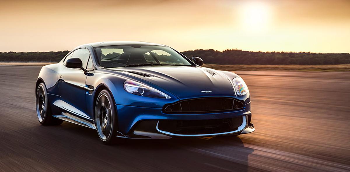 Der neue Aston Martin Vanquish S