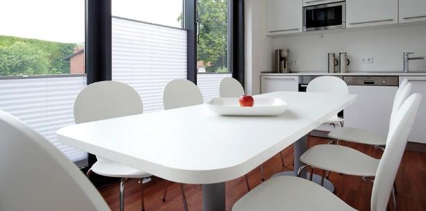 Gestaltung von Personalräumen: 6 Quadratmeter sind genug!?