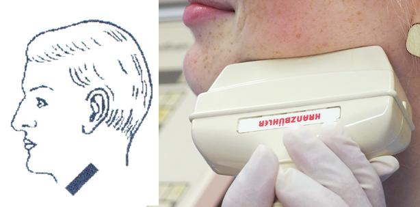 Ultraschallverfahren in der zahnärztlich-oralchirurgischen Diagnostik