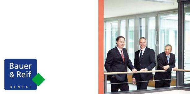 Bauer & Reif Dental mit veränderter Geschäftsführung