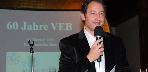 60 Jahre VEB – Alumni der ZMK Bern jubilieren