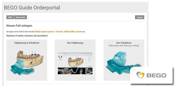 BEGO: Start mit neuem Online-Orderportal