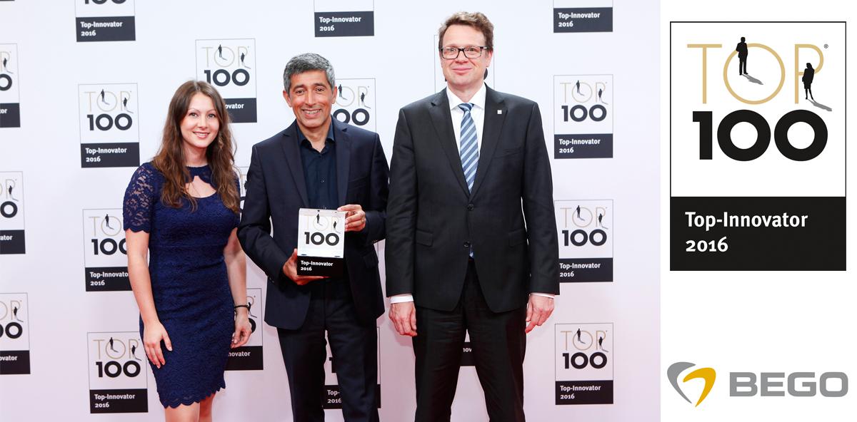 BEGO gehört zu den TOP 100