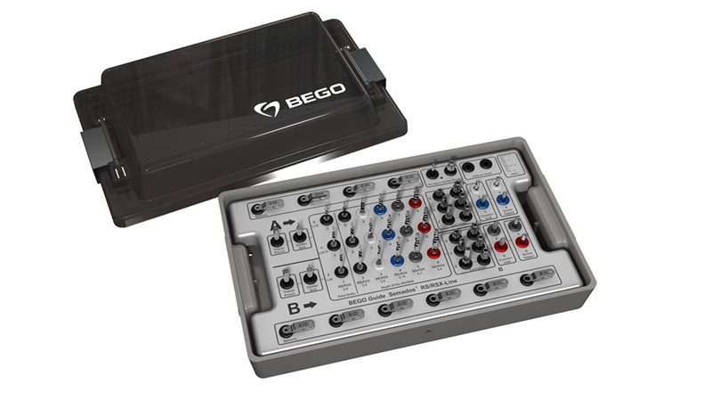 BEGO Guide RS/RSX Tray