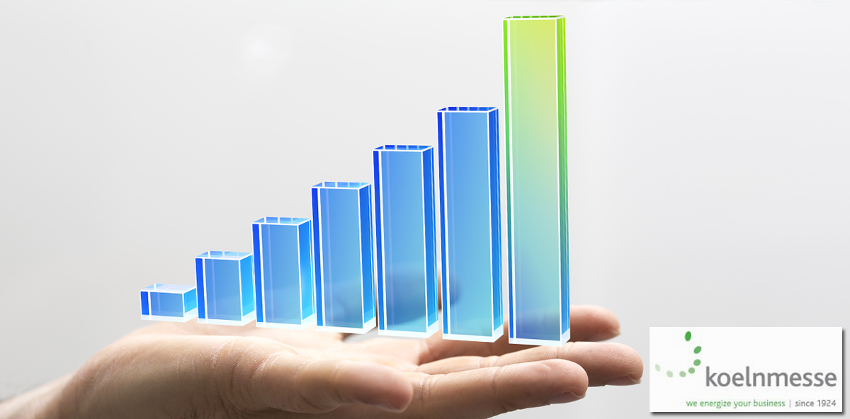 Koelnmesse-Bilanz 2014: Gutes Ergebnis zwischen zwei Rekordjahren