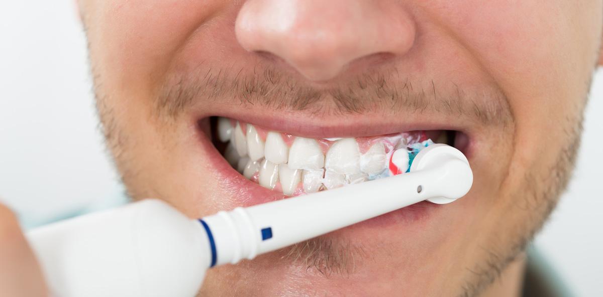Neuartige Zahnbürste soll Mundkrebs erkennen