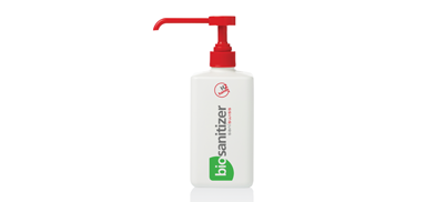 Saniswiss biosanitizer H2
