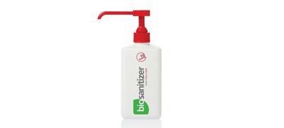 Saniswiss biosanitizer H2