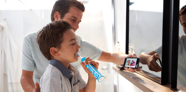 Philips Sonicare Brush Busters App – damit macht Zahnpflege Kindern Spaß