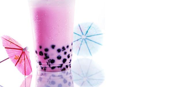 Bubble Tea ist nichts für kleine Kinder