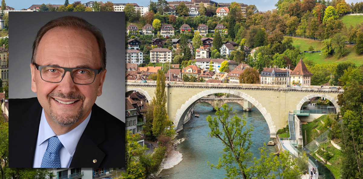 Jerome M. and Dorothy Schweitzer Research Award geht an Prof. Dr. Daniel Buser