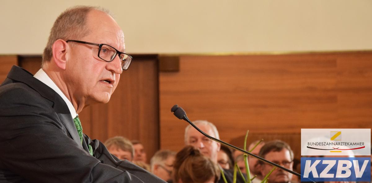Neujahrsempfang der BZÄK: Neue Approbationsordnung gefordert