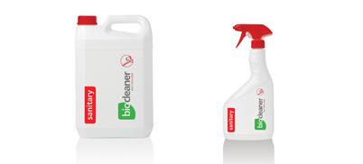Ökologischer Sanitärreiniger C3