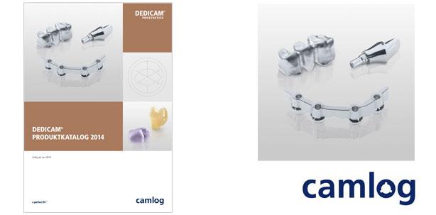 Der DEDICAM® Produktkatalog – individuelle Prothetik von CAMLOG