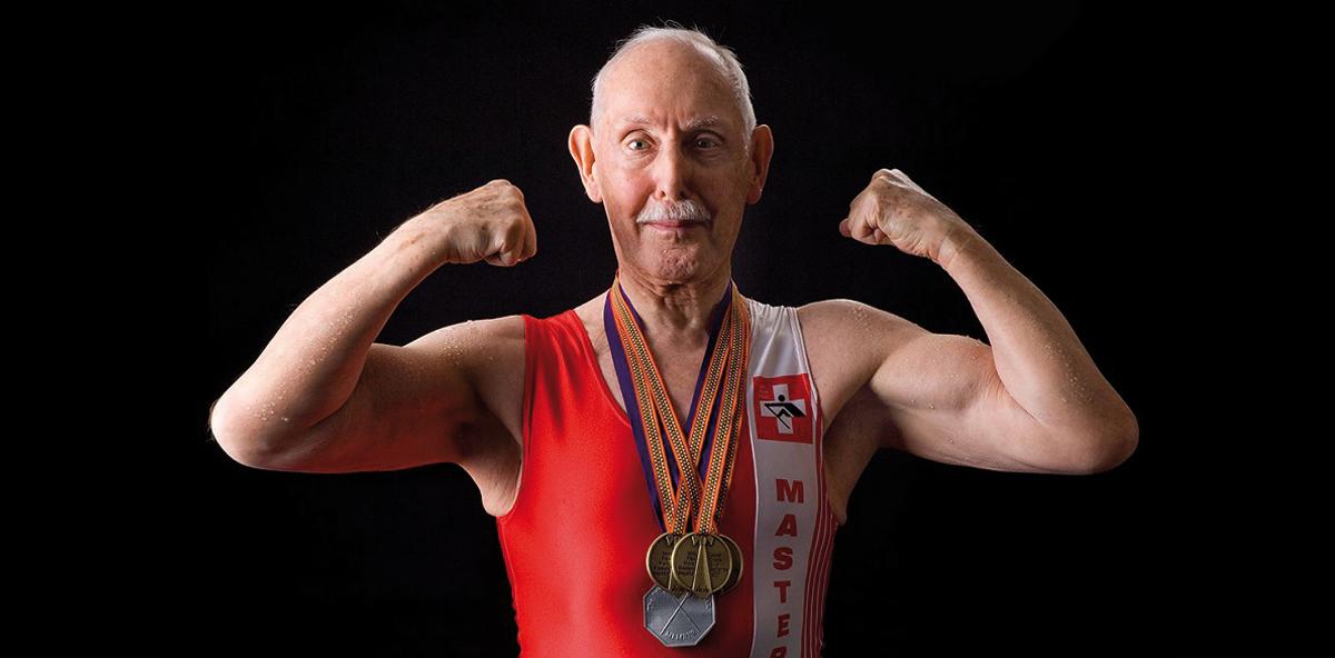Der wohl fitteste Rentner der Welt