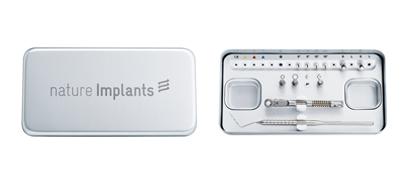 nature Implants Chirurgie-Set