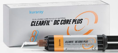 Clearfil™ DC Core Plus