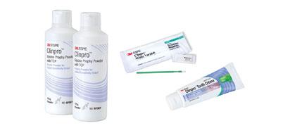 Clinpro Glycine Prophy Powder & Clinpro Tooth Crème