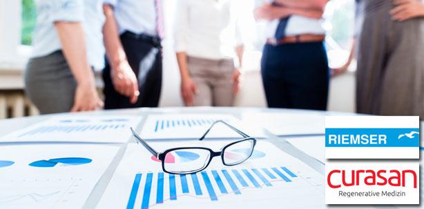 curasan und Riemser Pharma einigen sich auf langfristigen Finanzierungsrahmen
