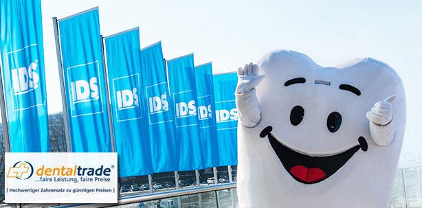 IDS: Innovative Zahntechnik und Top-Angebote