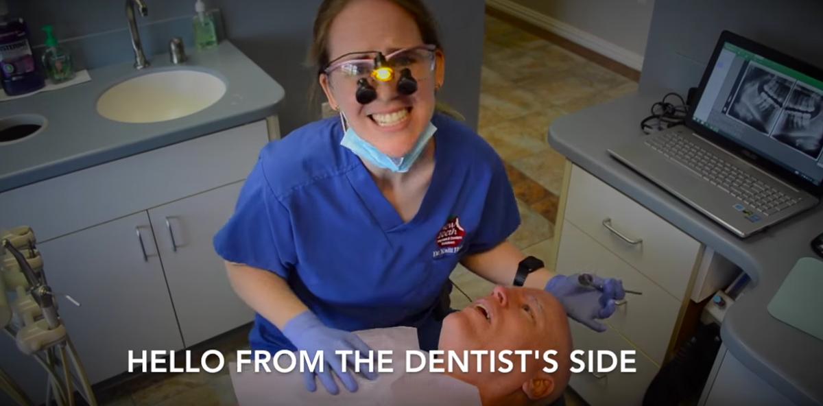 Hello from the Dentist's side – So sehr leiden Zahnärzte unter Patienten wirklic