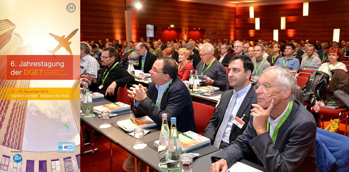 6. Jahrestagung der DGET: Experten diskutieren in Frankfurt am Main
