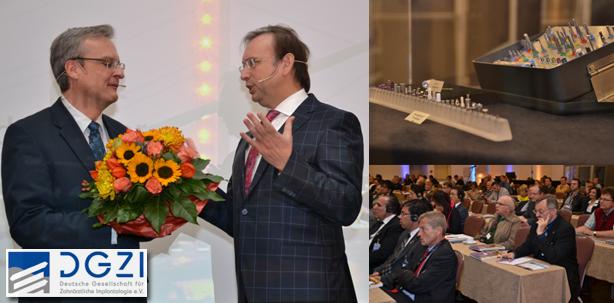 DGZI-Jahreskongress widmet sich der Prothetik in der Implantologie