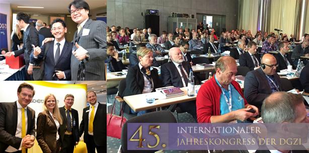 DGZI-Jahreskongress in Wiesbaden