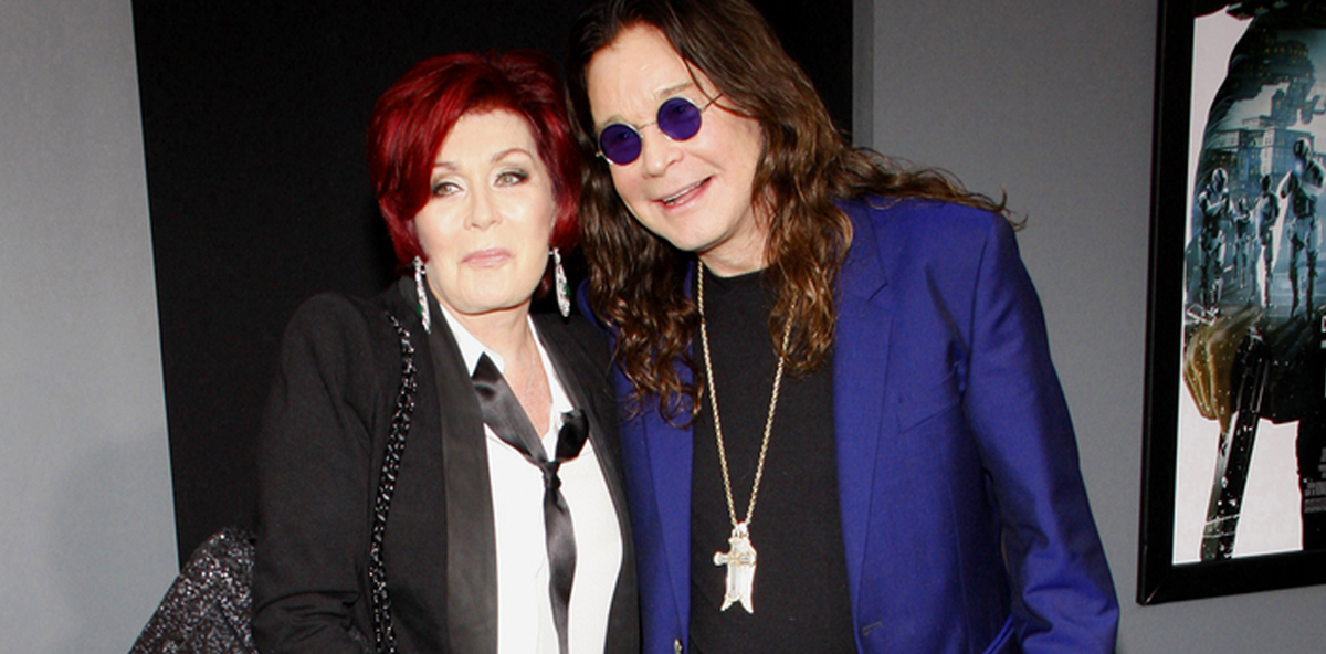 Sharon Osbourne: Zahnlose wilde Nacht mit Ozzy