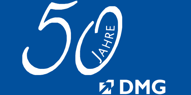 Happy Birthday DMG - 50 Jahre made in Germany