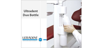 ULTRADENT Duo Bottle