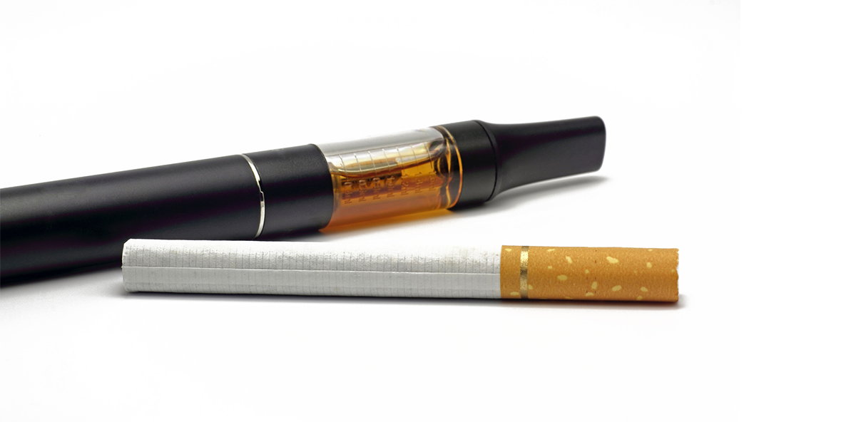 Studie E Zigarette