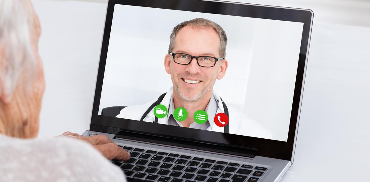 Immer mehr Ärzte sind offen für Videosprechstunden