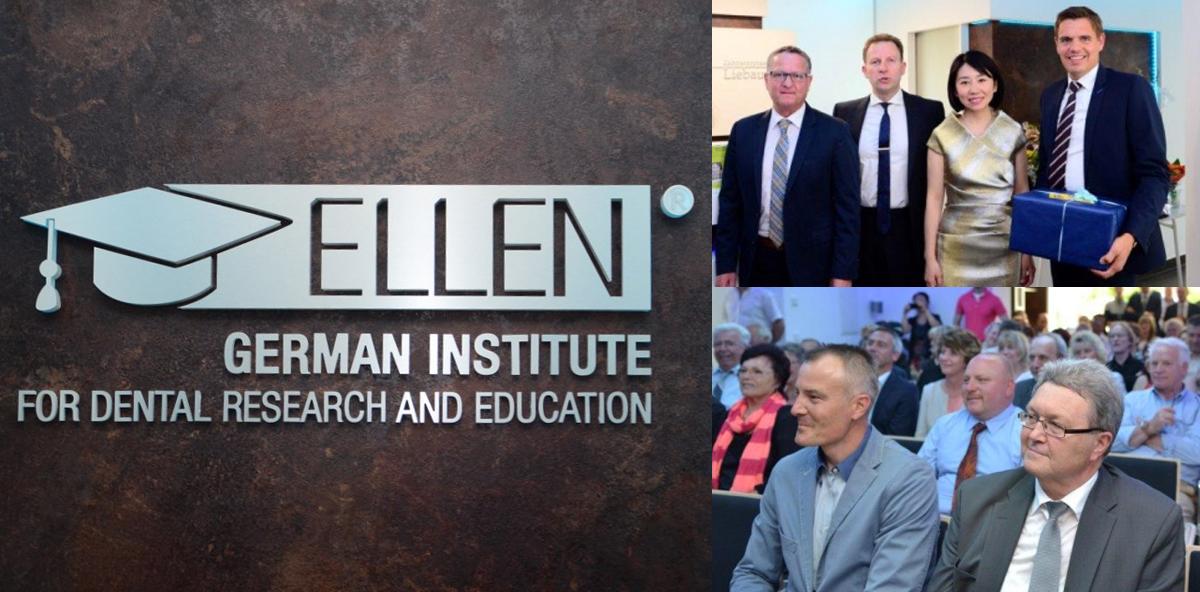 ELLEN Institute feierlich eröffnet