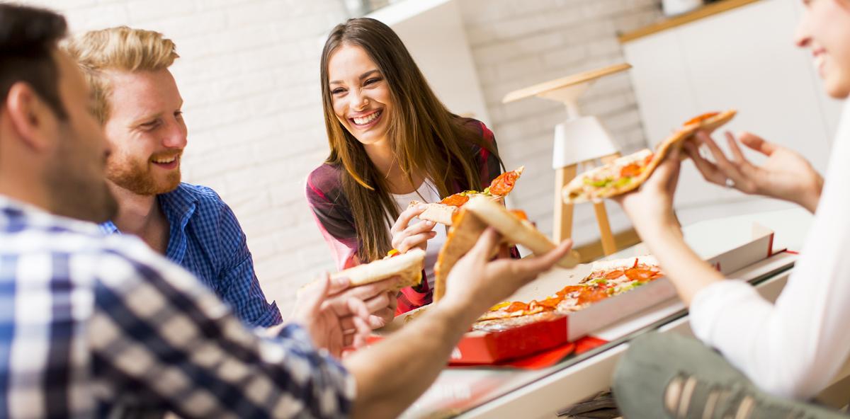 Essen, was zur Laune passt: Neue App machts möglich
