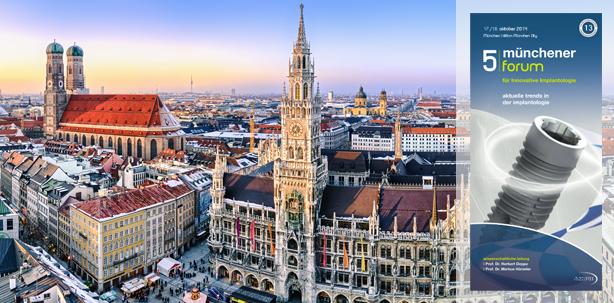 Münchener Forum innovative Implantologie
