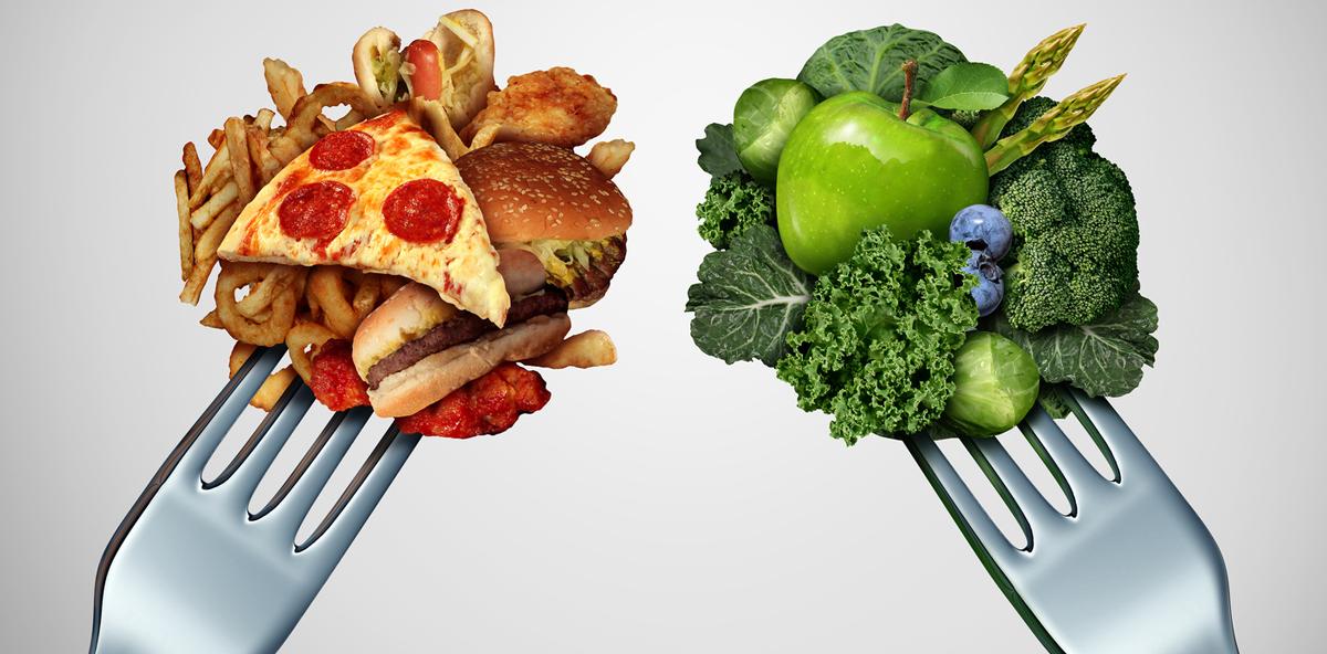 Gesund vs. ungesund: TV-Reporter geißelt Körper und Zähne