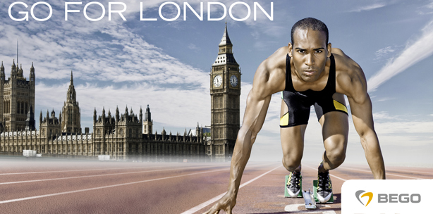 Mit BEGO zu den Sommerspielen 2012 in London