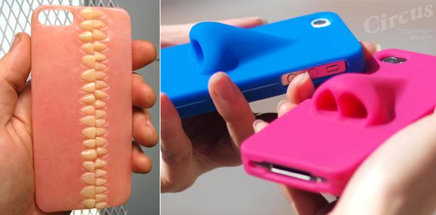 Vom Zahn bis zum Ohr: Stylisch verpackte Smartphones