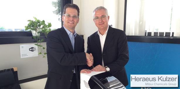 Heraeus Kulzer übernimmt italienisches CAD-Unternehmen EGS Srl