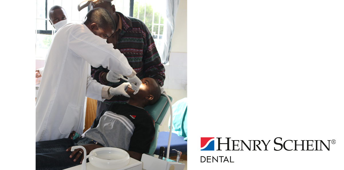 Henry Schein spendet an Dentists for Africa e.V.